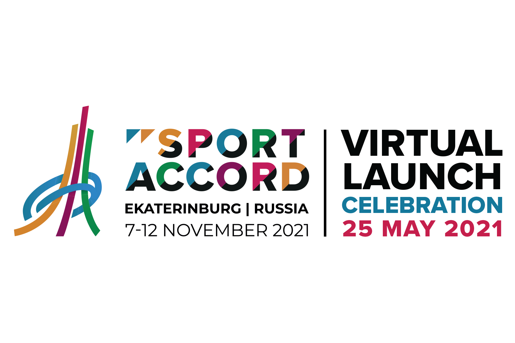 Virtual Launch. Celebration From Around the World For SportAccord 2021 In Ekaterinburg, Russia