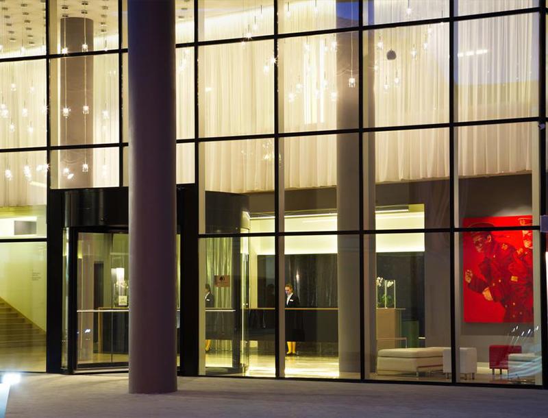Four Elements Hotel –  Headquarter Hotel 2